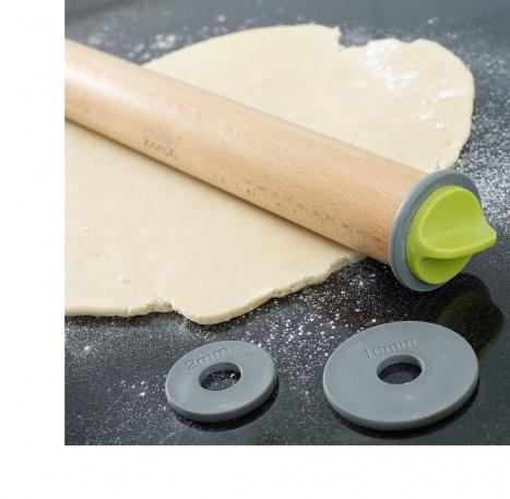 Скалка регулируемая Joseph Joseph Adjustable Rolling Pin 7