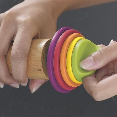 Скалка регулируемая Joseph Joseph Adjustable Rolling Pin 9