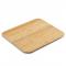Бамбуковая разделочная доска Joseph Joseph Chop2Pot™ Bamboo Small