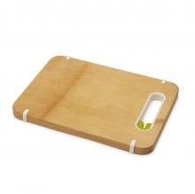 Бамбуковая разделочная доска с ножеточкой Joseph Joseph Slice & Sharpen™ Small