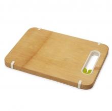 Бамбуковая разделочная доска с ножеточкой Joseph Joseph Slice & Sharpen™ Large