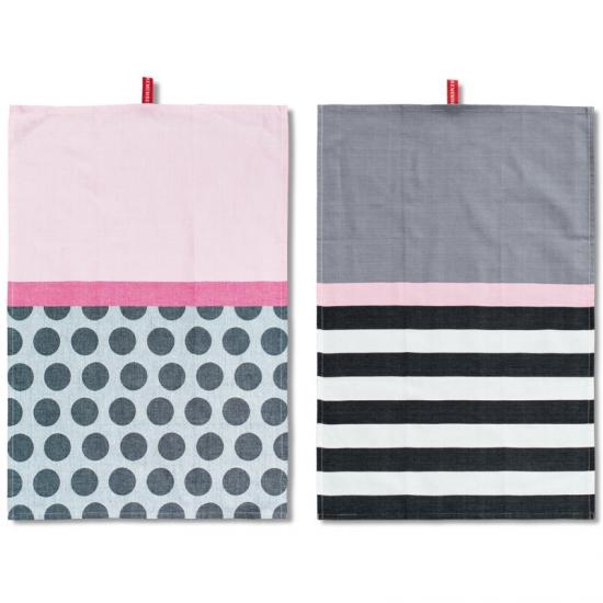 Набор кухонных полотенец  Tea Towel Set 2pc 19