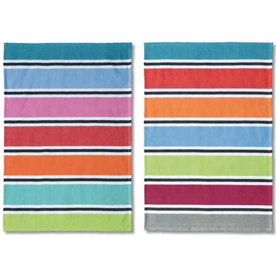 Набор кухонных полотенец  Tea Towel Set 2pc 12