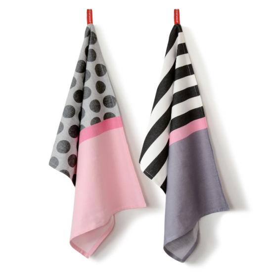 Набор кухонных полотенец  Tea Towel Set 2pc 6