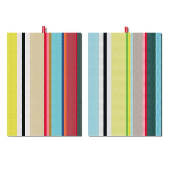 Набор кухонных полотенец  Tea Towel Set 2pc 18