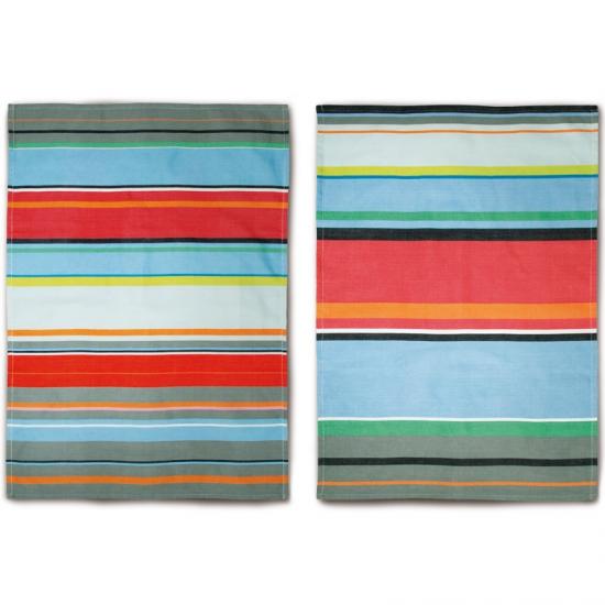 Набор кухонных полотенец  Tea Towel Set 2pc 17