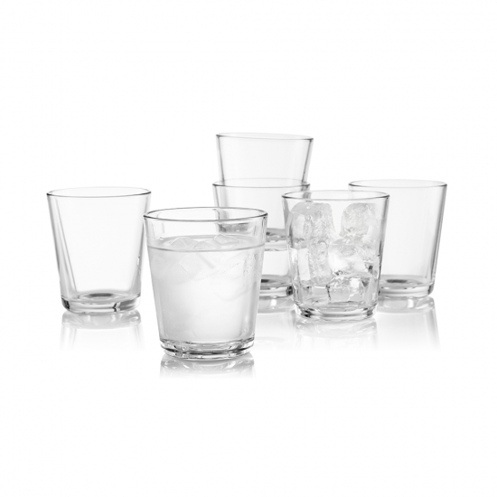 Стаканы Drinking Glass 12pc 1