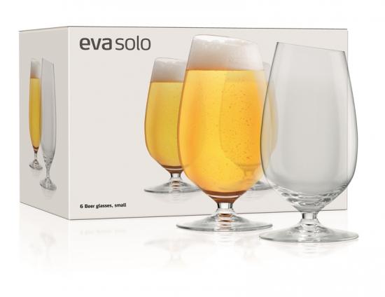 Набор пивных бокалов Beer Glass 350ml 6 pcs 1