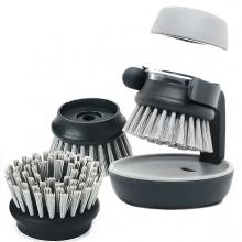 Комплект щетка для мытья посуды + насадки Joseph Joseph Palm Scrub™ & Nozzle