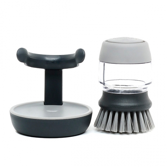 Комплект щетка для мытья посуды + насадки Joseph Joseph Palm Scrub™ & Nozzle 2