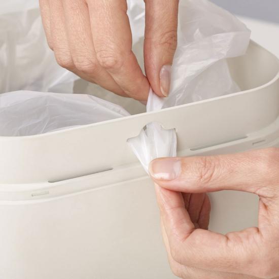Комплект контейнер + пакеты Joseph Joseph Stack Food Waste Caddy & Liners 4 Litre 4