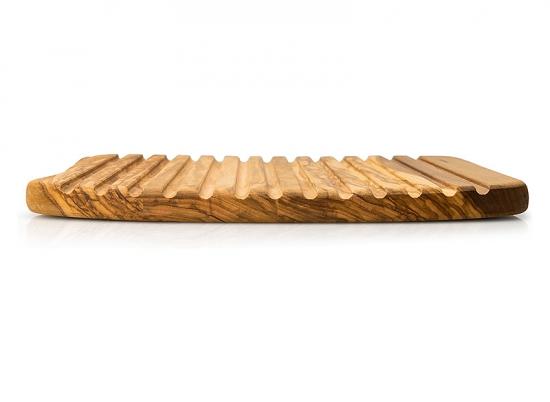 Разделочная доска для хлеба оливковое дерево Brotschneidebrett 3