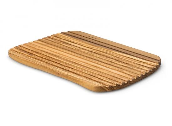 Разделочная доска для хлеба оливковое дерево Brotschneidebrett 1