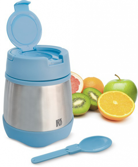 Термос с ложкой Termo LunchBox Kids 350ml 2