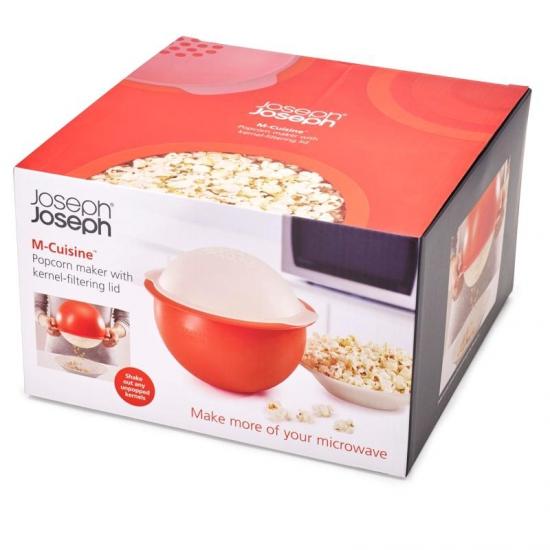 Миска для попкорна Joseph Joseph M-Cuisine™ Popcorn Shaker 9