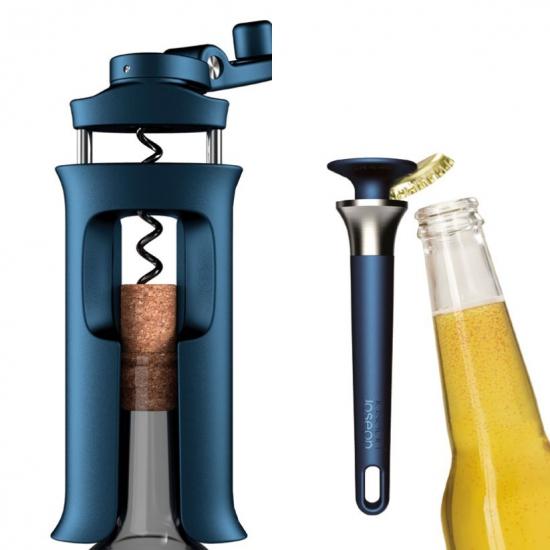 Набор из 2 открывалок для бутылок Joseph Joseph Barwise™ 2 piece Bootle Opener Set 1