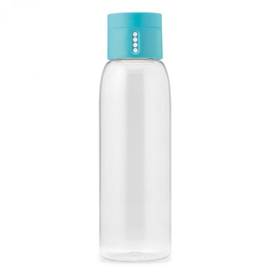 Бутылочка для воды со счетчиком количества выпитого объема Joseph Joseph Dot 6