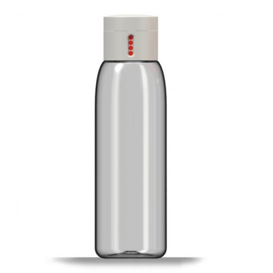 Бутылочка для воды со счетчиком количества выпитого объема Joseph Joseph Dot 2