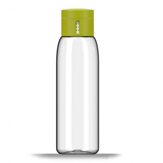 Бутылочка для воды со счетчиком количества выпитого объема Joseph Joseph Dot 4