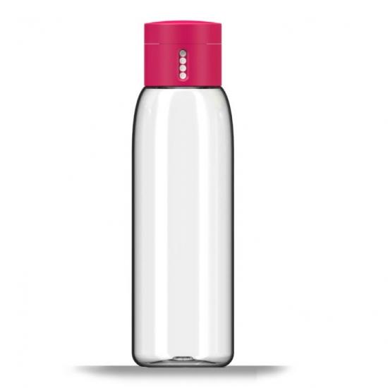 Бутылочка для воды со счетчиком количества выпитого объема Joseph Joseph Dot 3