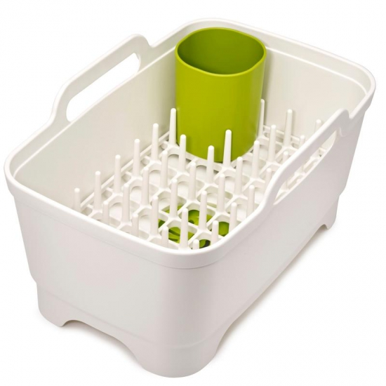 Комплект из 3 предметов для мойки и сушки посуды Joseph Joseph Wash&Drain™ Plus 2