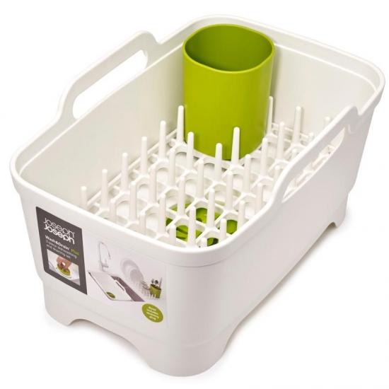 Комплект из 3 предметов для мойки и сушки посуды Joseph Joseph Wash&Drain™ Plus 5