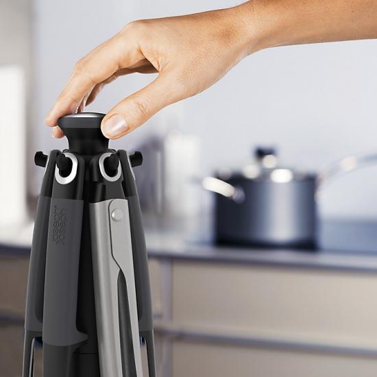 Набор из 6 кухонных инструментов с щипцами Elevate™ Carousel Set 4