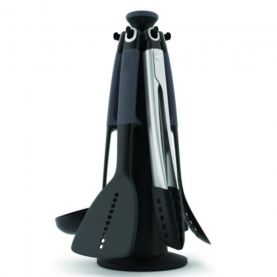 Набор из 6 кухонных инструментов с щипцами Elevate™ Carousel Set 1