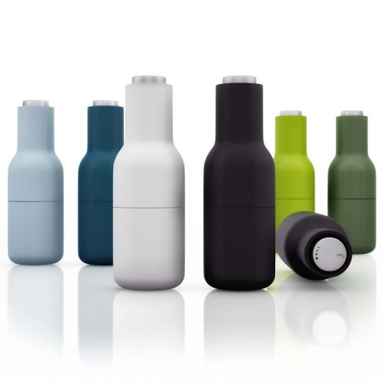Набор мельниц для специй Bottle Mini 4