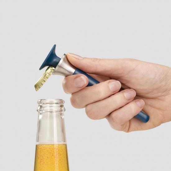 Открывалка для крышек магнитная Joseph Joseph BarWise™ Magnetic Bottle Opener 4