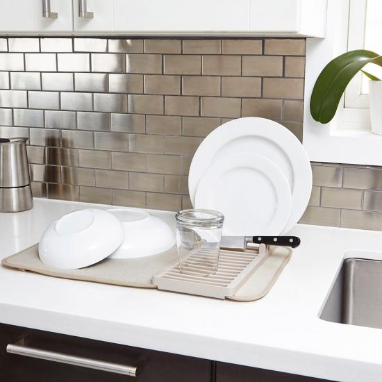 Коврик для сушки посуды Udry Mini 6