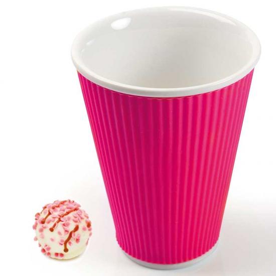 Чашка Ondules 300ml 1