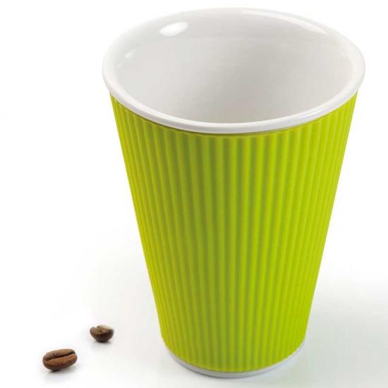 Чашка Ondules 300ml 4