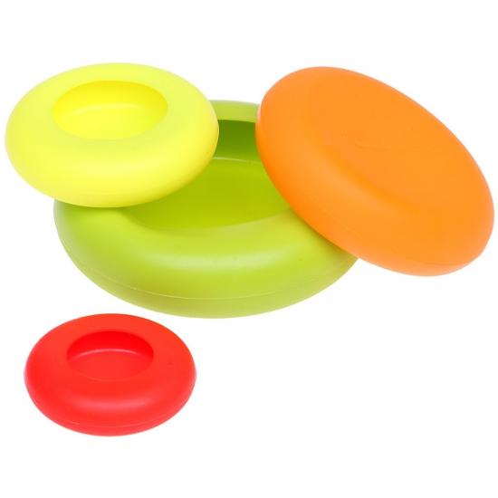 Подставки для отрезанных продуктов Свежки Колпачки 1