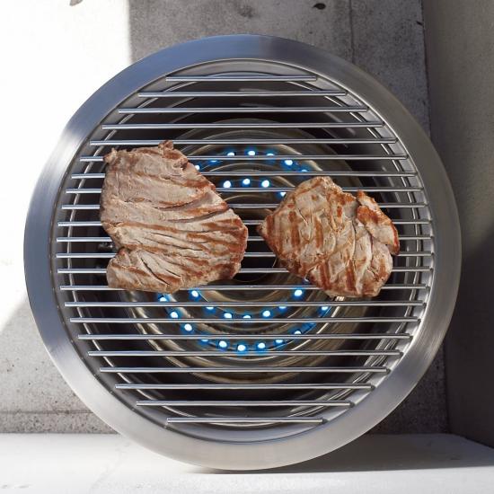 Гриль газовый BBQ Gas Grill 59cm 7