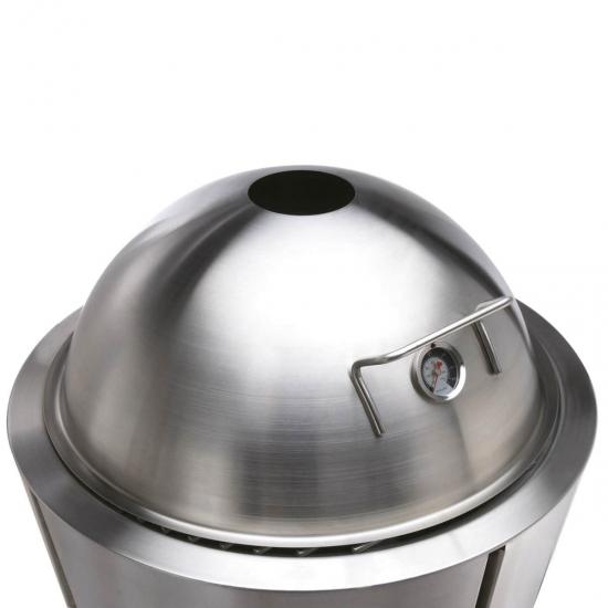 Крышка для гриля с термометром Cooking Lid 59cm 1