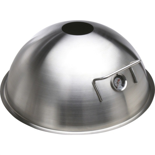 Крышка для гриля с термометром Cooking Lid 59cm 2
