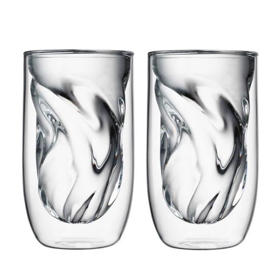 Стаканы Elements Earth Set of 2 350ml 1