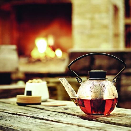 Чайник стеклянный Tea 4 U 2