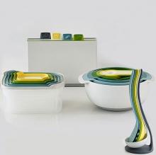 Комплект кухонных принадлежностей Joseph Joseph Opal Set 4