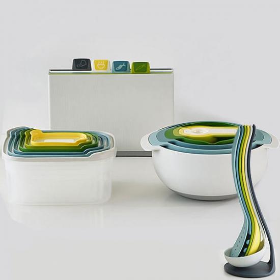 Комплект кухонных принадлежностей Joseph Joseph Opal Set 4 1