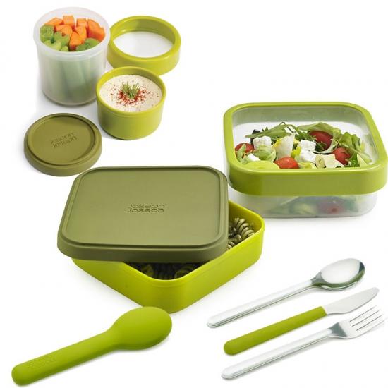 Комплект ланч-боксов Joseph Joseph GoEat Salad Set 1