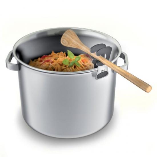 Держатель клипса для ложки Clipper Cooking Spoon Holder 3