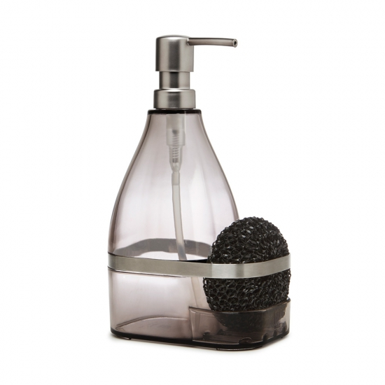 Диспенсер для мыла в комплекте с губкой Bando 2