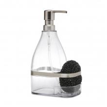 Диспенсер для мыла в комплекте с губкой Bando
