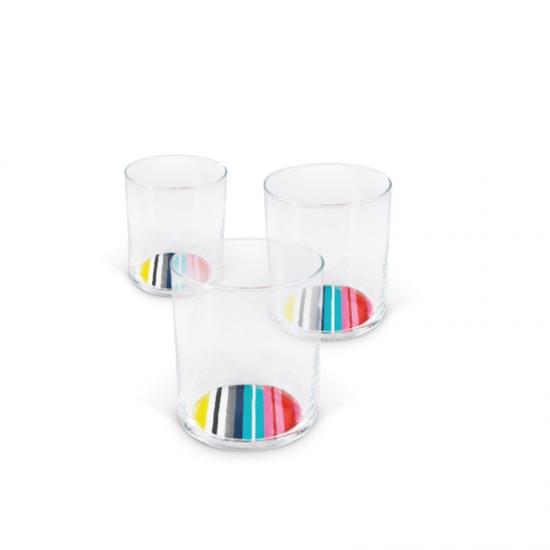 Набор стаканов Drinking glasses 3pc 3