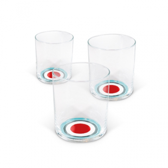 Набор стаканов Drinking glasses 3pc 2