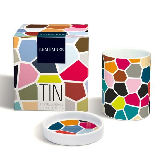 Емкость для хранения Porcelain Tins 3