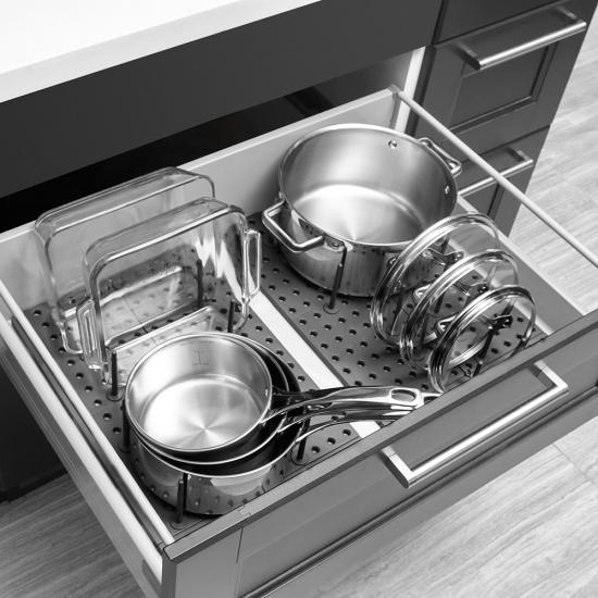Органайзер для кухонных ящиков Peggy Drawer Organizer 4