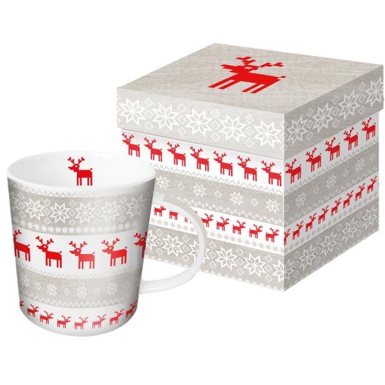 Кружка в подарочной коробке Magic Christmas 1